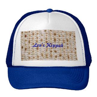 Gorra de encargo de Pesach Seder del Passover de K