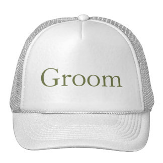 Gorra de encargo para el novio, los padrinos de bo