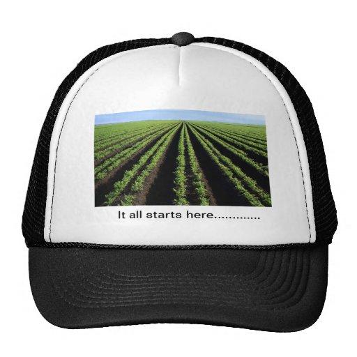 Gorra de Farmin, todo comienza aquí