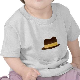 Gorra de Fedora Camiseta