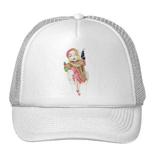Gorra de Femme Fatale