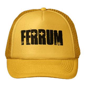 GORRA DE FERRUM