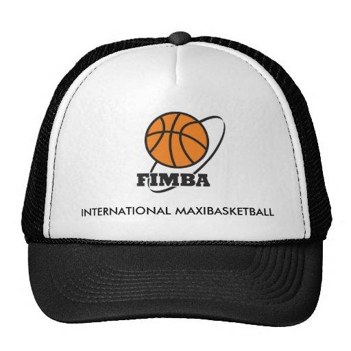 Gorra de FIMBA