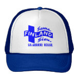 Gorra de Finlandia