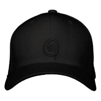 Gorra de Flexfit del remolino de HorrorCon Gorra Bordada