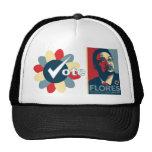 Gorra de Flores del voto