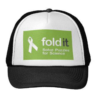 Gorra de Foldit