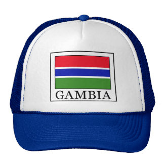 Gorra de Gambia