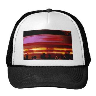 Gorra de giro de la nave espacial