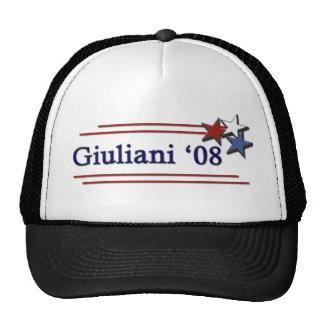 Gorra de Giuliani