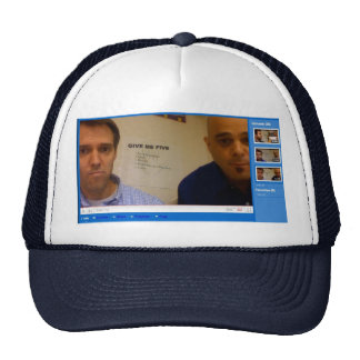 Gorra de Goff y de Esposito