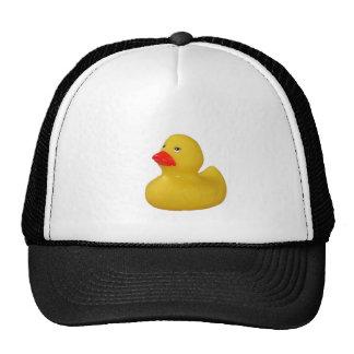 Gorra de goma amarillo de la diversión del pato, i