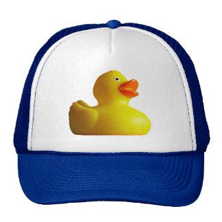 Gorra de goma clásico del camionero de Duckie
