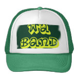 Gorra de Graffitti de la banda de WA