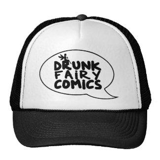 Gorra de hadas borracho de la burbuja del discurso
