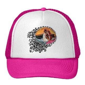 Gorra de hadas del globo