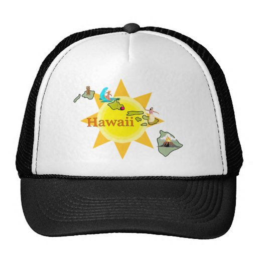 Gorra de Hawaii