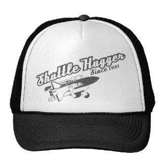 Gorra de Hugger de la lanzadera desde 1981