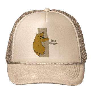 Gorra de Hugger del árbol por llamada yo Crazy®