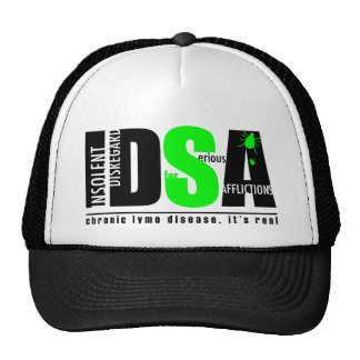 Gorra de IDSA