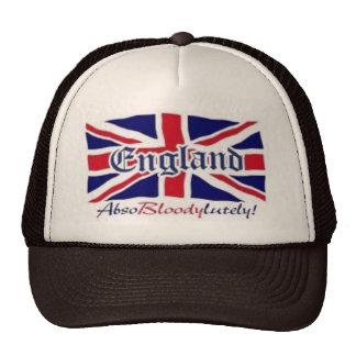 Gorra de Inglaterra