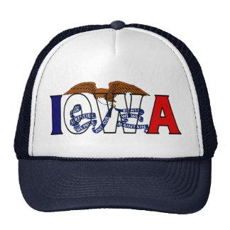 Gorra de Iowa