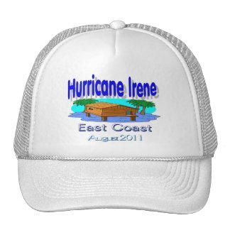Gorra de Irene del huracán
