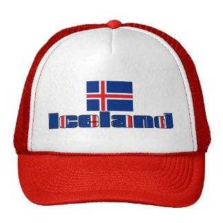 Gorra de Islandia