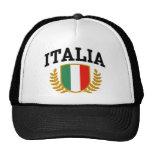 Gorra de Italia