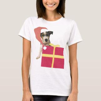 Gorra de Jack Russell Terrier Santa Playera