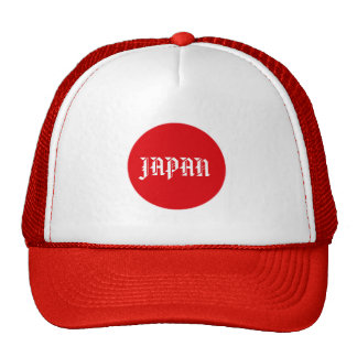 Gorra de Japón