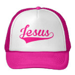 Gorra de Jesús del equipo