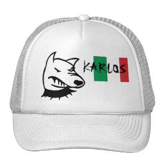Gorra de Karlos