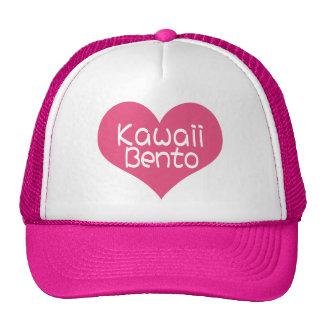 Gorra de Kawaii Bento del amor