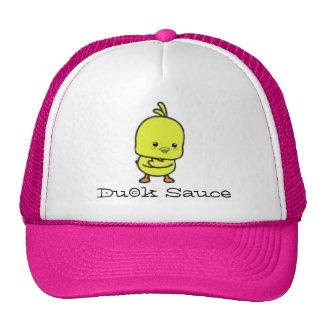 Gorra de Kawaii de la salsa de Du©k
