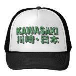 Gorra de Kawasaki