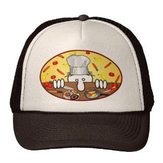 Gorra de Kilroy del cocinero
