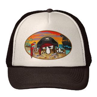 Gorra de Kilroy del pirata