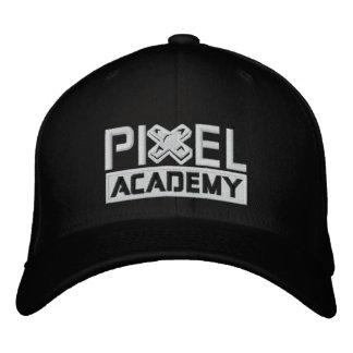 Gorra de la academia del pixel gorra de béisbol