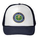 Gorra de la Administración Federal de Aviación