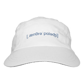 Gorra de la antropología IPA Gorra De Alto Rendimiento