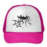 Gorra de la araña