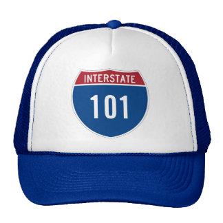 Gorra de la autopista 101