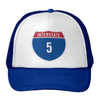 Gorra de la autopista 5