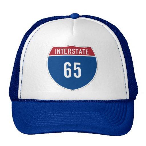 Gorra de la autopista 65