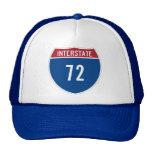 Gorra de la autopista 72