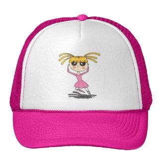 Gorra de la bailarina