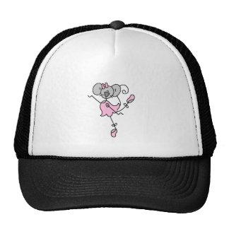 Gorra de la bailarina del ratón