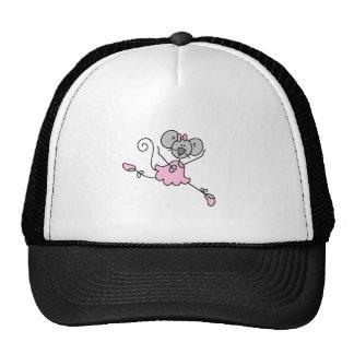Gorra de la bailarina una del ratón