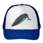 Gorra de la ballena azul